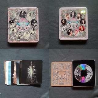 KPOP SNSD Girls Generation Album - The Boys