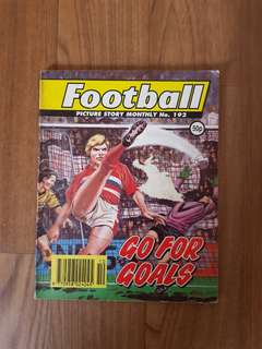 Football Picture Story monthly no.192