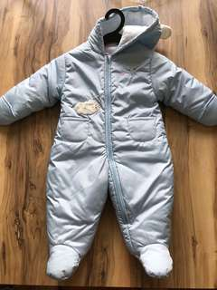 Winter Baby Suit