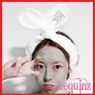 Best Selling White Twisted Spa Facial Towel Headband