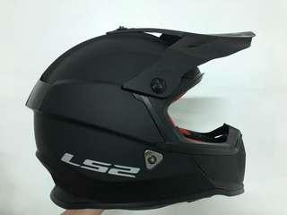LS2 Motocross Helmet