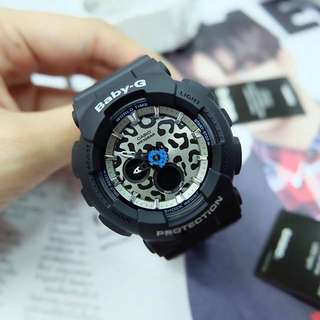 Brand new and authentic Casio Baby-G for sale BA-120LP-1ADR G-Shock