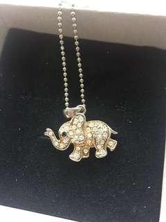 🚚 大象項鍊