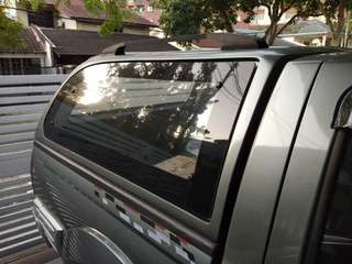 Nissan Frontier Canopy
