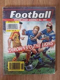 Football Picture Story monthly no.200