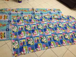 single bed sheet 2 for RM10