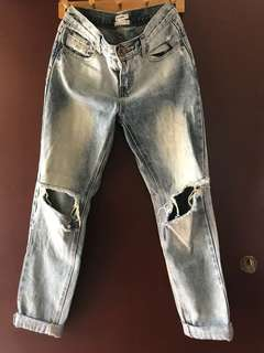 One Teaspoon Jeans and Shorts