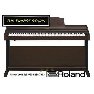 THE PIANIST STUDIO | Roland Digital Piano RP-501R Singapore Launch Sale!