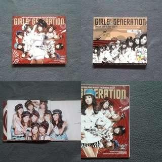 KPOP SNSD Girls Generation Album - Genie