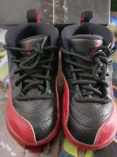 Authentic Jordan 12 8c