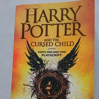 Harry potter and the cruse child (playscript)