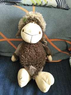 NIGI (fake nici) donkey comrade