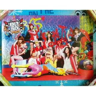 KPOP SNSD Girls Generation Poster - I Got A Boy