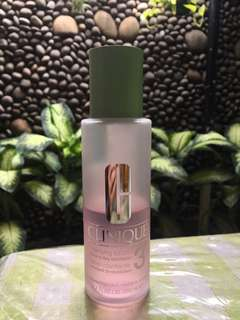 CLINIQUE Clarifying lotion step 3 combination oily