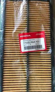Honda Original Engine Air Filter