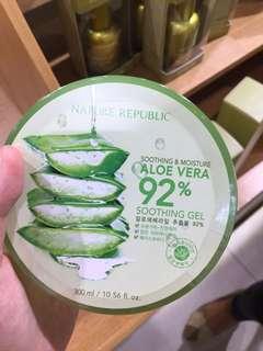 Nature Republic Soothing&Moisture Aloe Vera 92%