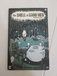 The smell of good mud poetry book