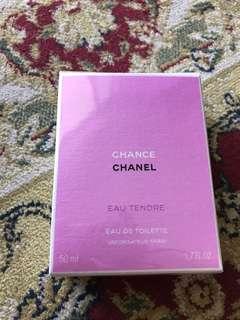 BNIP Chanel Chance Perfume 50ml