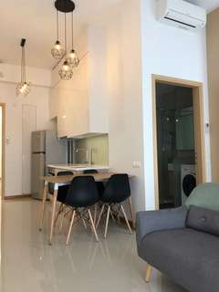 1 br @ Hillion Residences, fully furnished, high floor, immediate move in, direct owner,