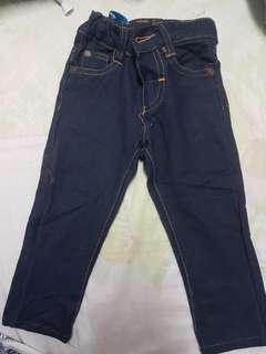Jegging jeans  condition 8/10 basahan