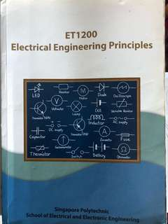SP Electrical Engineering Principles ET1200