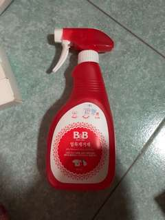 B&B stain remiver
