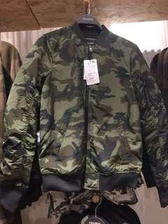 Pull & Bear Army Jacket