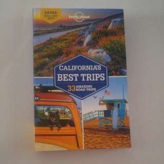 California Best Trip Book