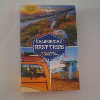 California Best Trip Book