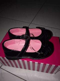 Kids Black Shoes