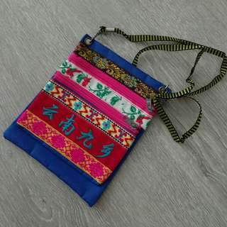 To Give Away with Any Purchases - Tribal Sling Bag