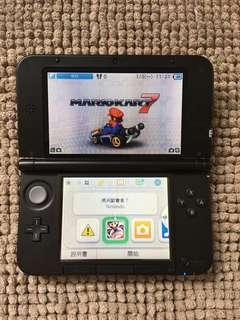 Nintendo 3DS XL + Mario kart