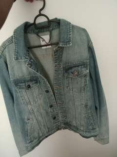 YD.  Denim Jacket
