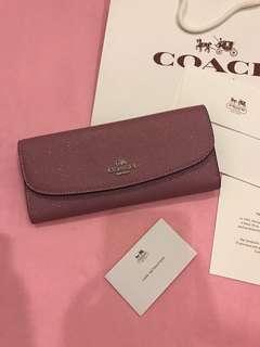 Coach Women Wallet Purse Pouch