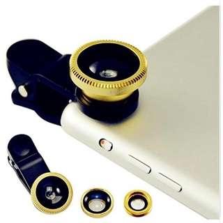 3in1 clip lens