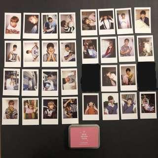 Seventeen 2016 Concert Photocard Set A