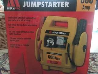 Jumpstarter 600Amp brand new