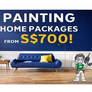 Home Painting Services by ISOHomeCare