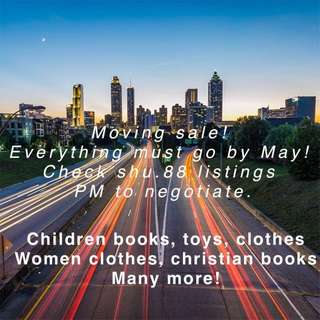 Balance bike, kids clothes, books and more!