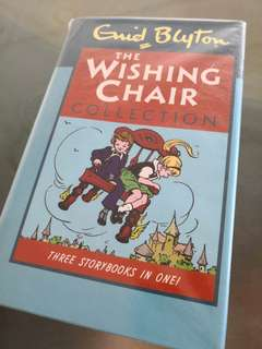 Enid Blyton The Wishing Chair