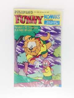 Pilipino Funny Komiks (Tomas en Kulas Cover)