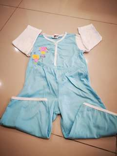 Sleeping suits 3-9mth