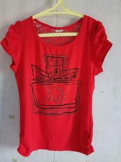 Kaos import/kaos wanita/atasan wanita/blouse wanita