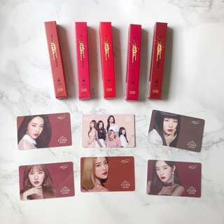 Etude House x Red Velvet Luv Kit