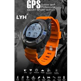 LYH Weekly Flash Deal: 30% off for the most popular LYH-88 GPS sports watch