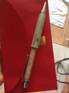 Swarovski pen used authentic