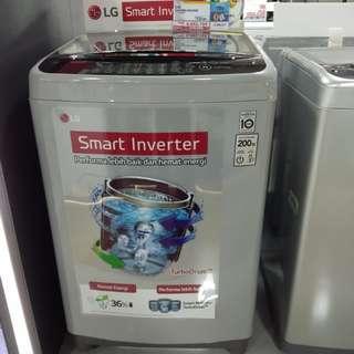 Cicilan mesin cuci tanpa kartu kredit proses cepat dan syarat mudah lg promo 0%