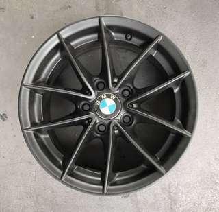 """Used 16"""" Original BMW Rims"""