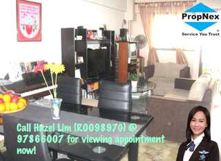 Blk 322 AMK (3A) model flat for sale