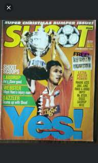 Shoot Magazine. Malaysia Cup. December 1994.